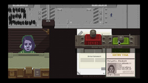Papers, Please goes way deeper than just stamping passports.