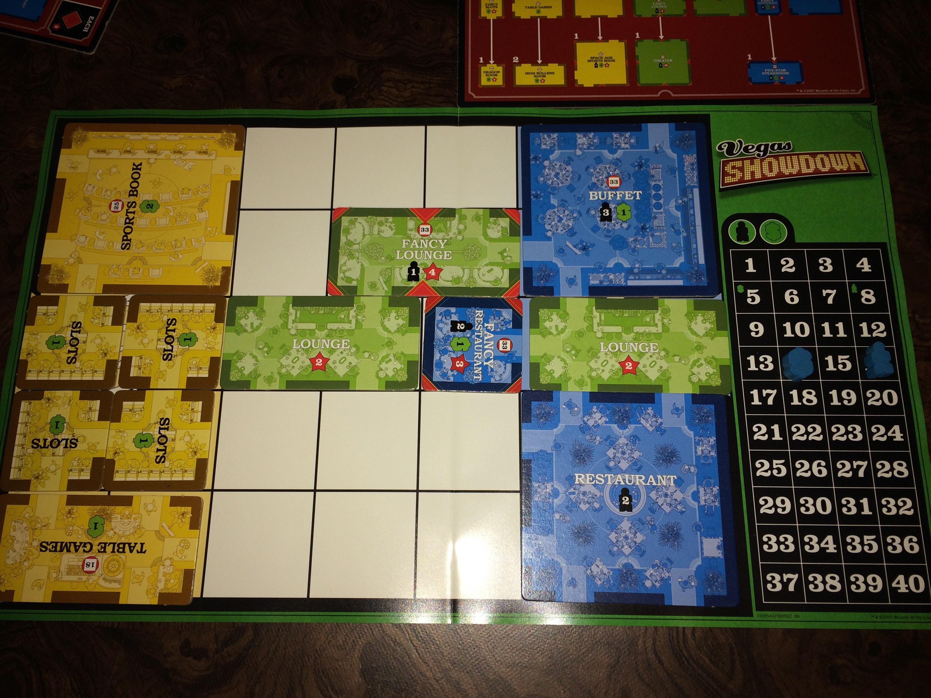 player mat