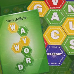 WayWord, a word-building game unlike any you've seen.