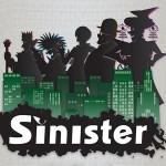 Sinister, a game of superpowered betrayal.