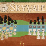 Skyvale, a tactical territory control game.