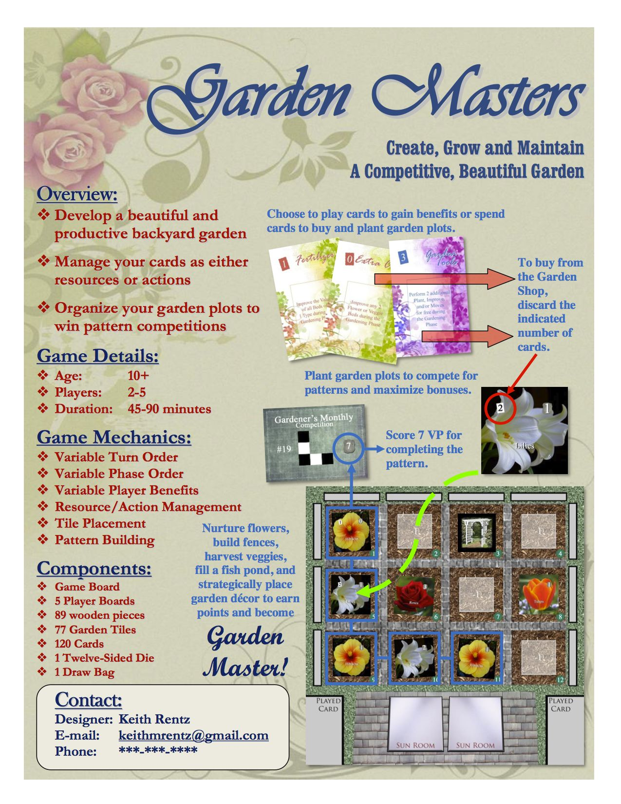 Garden Masters SELL SHEET web version