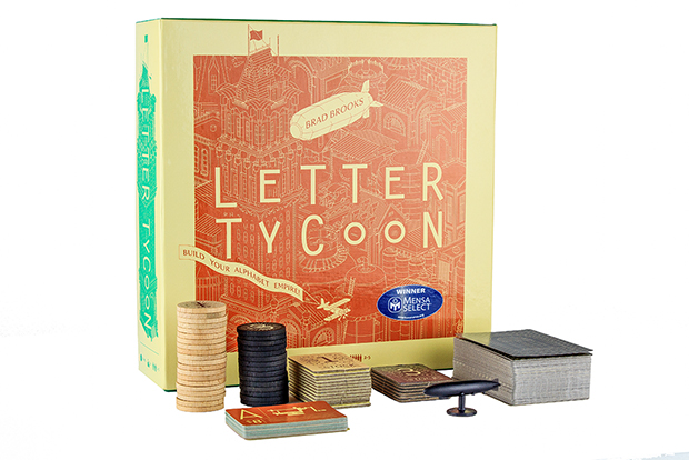 Letter Tycoon photo by Scott King