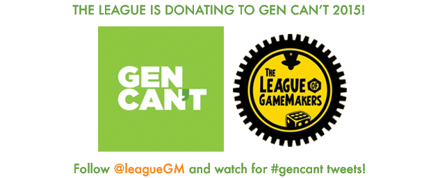 League and Gen Can't 2015