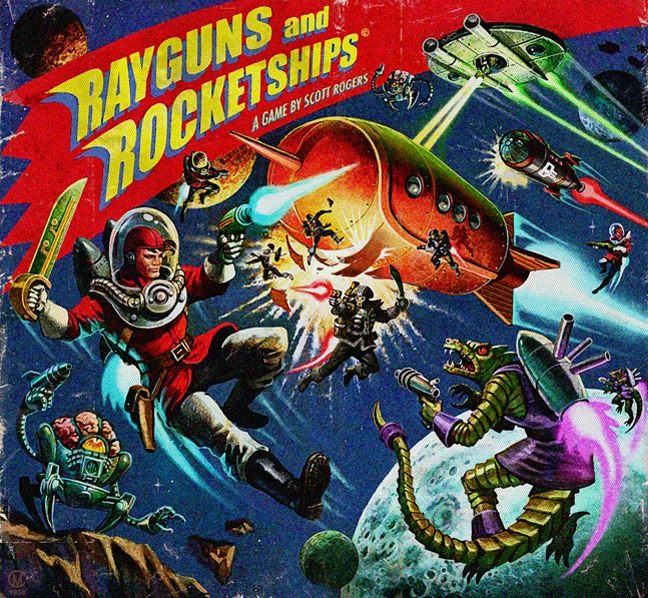 Rayguns and Rocketships