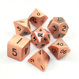 Using dice, you're constrained by the pesky laws of geometry. Image from Game Master Dice.